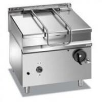 Gas-Kippbratpfanne Dexion Serie 98 - 80 Liter, Pfanne aus Edelstahl|Kochtechnik/Kippbratpfanne/Gas-Kippbratpfannen