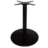 Bolero Tischfuß Gusseisen rund - Höhe 72cm