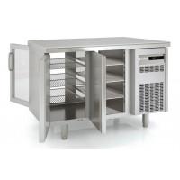 Durchreichekühltisch Premium 2/0 mit 2 Glastüren | Kühltechnik/Kühltische/Gastro-Kühltische/Gastro-Kühltische 700