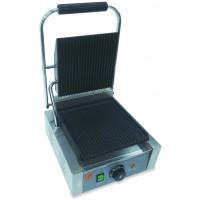 Elektro-Kontaktgrill ECO 2,8 kW, gerillt