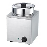 Suppenstation Eco 6,5 Liter, Edelstahl