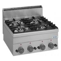 Gasherd Dexion Serie 66 - 60/60 Tischgerät