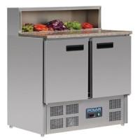 Pizzatisch 288 - 2 türig | Kühltechnik/Kühltische/Pizza-Kühltische