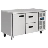 Kühltisch Polar 1/2   Kühltechnik/Kühltische/Gastro-Kühltische/Gastro-Kühltische 700