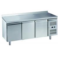Kühltisch ECO 3/0 mit Aufkantung - GN 1/1 | Kühltechnik/Kühltische/Gastro-Kühltische/Gastro-Kühltische 700