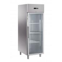 Kühlschrank ECO 650 GN 2/1 mit Glastür