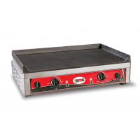GMG Elektro-Grillplatte 68x45 glatt - Tischgerät
