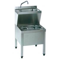 Handwasch-Ausgussbeckenkombination ECO 6