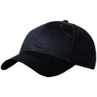 Basecap Action Einheitsgröße, schwarz