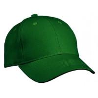 Basecap Action Einheitsgröße, grün