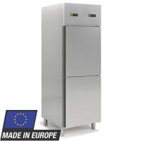 Kühlschrank Profi 700 GN 2/1 - mit 2 Aggregaten und 2 Halbtüren