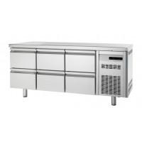 Bäckereikühltisch Premium 0/6   Kühltechnik/Kühltische/Bäckerei-Kühltische