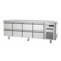 Bäckereikühltisch Premium 0/8   Kühltechnik/Kühltische/Bäckerei-Kühltische
