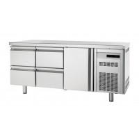 Bäckereikühltisch Premium 1/4   Kühltechnik/Kühltische/Bäckerei-Kühltische