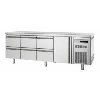 Bäckereikühltisch Premium 1/6   Kühltechnik/Kühltische/Bäckerei-Kühltische