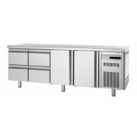 Bäckereikühltisch Premium 2/4   Kühltechnik/Kühltische/Bäckerei-Kühltische
