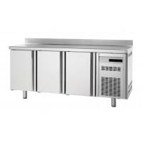 Kühltisch Premium 3/0 mit Aufkantung - EN 600x400