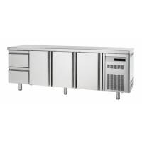 Bäckereikühltisch Premium 3/2   Kühltechnik/Kühltische/Bäckerei-Kühltische