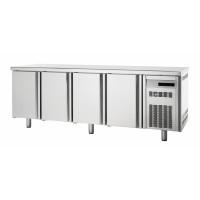 Bäckereikühltisch Premium 4/0   Kühltechnik/Kühltische/Bäckerei-Kühltische