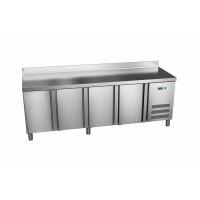 Kühltisch ProLine 600 4/0 mit Aufkantung