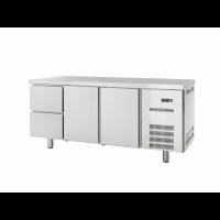 Kühltisch Profi 600 2/2
