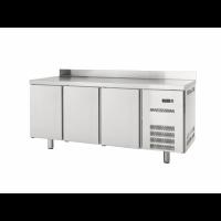 Kühltisch Profi 600 3/0 mit Aufkantung - GN1/1