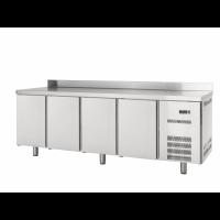 Kühltisch Profi 600 4/0 mit Aufkantung