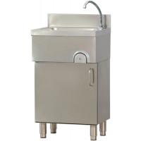 Fimar Handwaschbecken mit Unterschrank und Flügeltüren