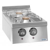 Gasherd Dexion Lux 700 - 40/73 Tischgerät 14 kW