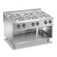 Gasherd Dexion Lux 980 - 120/90 54 kW