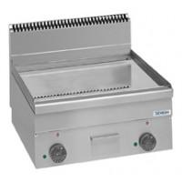 Elektro-Grillplatte Dexion Serie 66 - 60/60 glatt Tischgerät