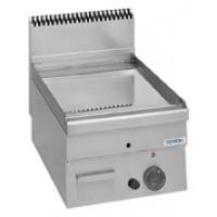 Gas-Grillplatte Dexion Serie 66 - 40/60 glatt Tischgerät