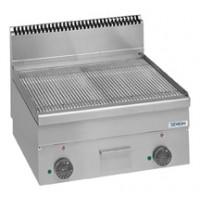 Gas-Grillplatte Dexion Serie 66 - 60/60 gerillt Tischgerät | Kochtechnik/Grillplatten/Gas-Grillplatten