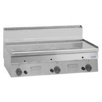 Gas-Grillplatte Dexion Serie 66 - 100/60 glatt, verchromt Tischgerät | Kochtechnik/Grillplatten/Gas-Grillplatten