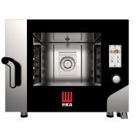 Kombi-Ofen mit 4 Einschüben 600 x 400 mm mit Touchscreen