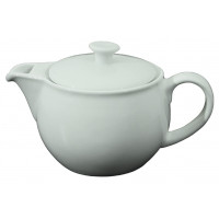 Teekanne mit Deckel, Inhalt ca. 0,35 Liter