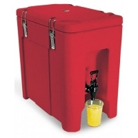 Getränkebehälter QC-20 ETERNASOLID® - Rot