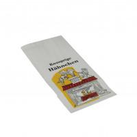 Papstar Hähnchenbeutel, Papier mit PE-Einlage, 1/1 Hähnchen - 100 Stück