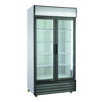 Getränkekühlschrank ECO 1000 Liter mit Klapptüren