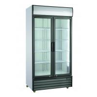 Getränkekühlschrank ECO 800 Liter mit Klapptüren