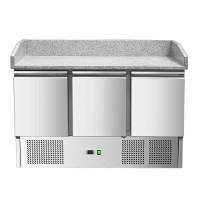 Pizzatisch ECO Mini 3/0 | Kühltechnik/Kühltische/Pizza-Kühltische