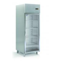 Tiefkühlschrank Profi 700 GN 2/1 mit 1 Glastür