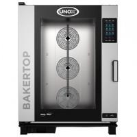 UNOX Bäckereiofen Bakertop Mindmaps 10 x EN 60x40 ONE Elektro inkl. Aufstellpauschale