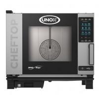 UNOX Kombidämpfer Cheftop Mindmaps 5 x GN 1/1 PLUS Elektro inkl. Aufstellpauschale