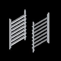 Einhanggestelle für Untergestelle Kombidämpfer | Kochtechnik/Heißluftöfen & Kombidämpfer/Zubehör