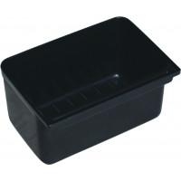 Besteckbehälter für Servierwagen ECO Polypropylen