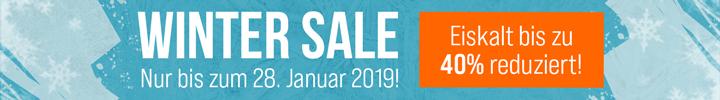 Winter Sale Angebote